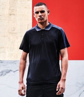 Regatta Contrast Coolweave Pique Polo Shirt