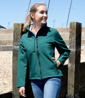 Result Ladies Classic Soft Shell Jacket