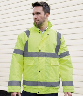 Result Core Hi-Vis Winter Blouson Jacket