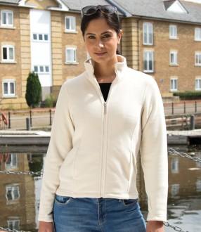 Result Ladies Micro Fleece Jacket