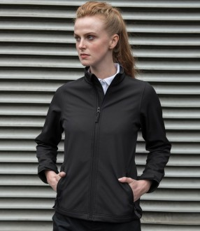 PRO RTX Ladies Pro Two Layer Soft Shell Jacket