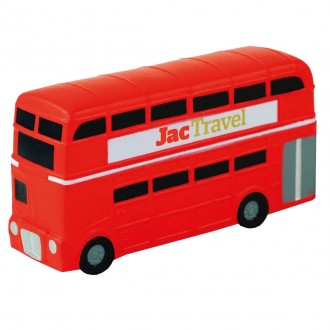 London Bus Stress Toy