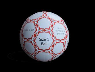 Size 5 PVC Football