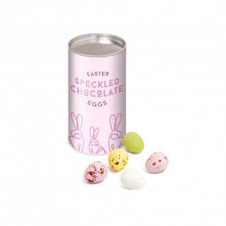 Small Snack Tube - Speckled Eggs - Easter