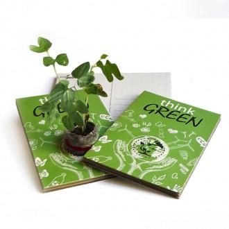 Eco Postcard Garden