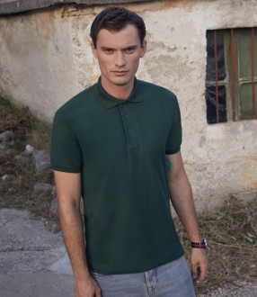 Fruit of the Loom Heavy Poly/Cotton Pique Polo Shirt