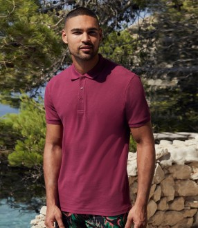 Fruit of the Loom Premium Cotton Pique Polo Shirt