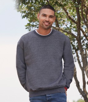 Fruit of the Loom Classic Drop Shoulder Sweatshirt