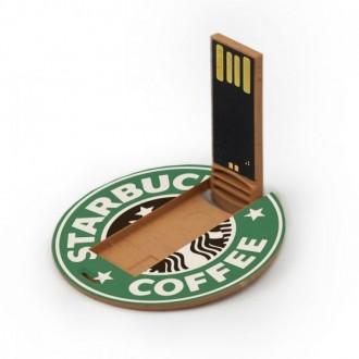 Eco Mini USB Card - Circle