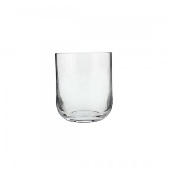 Straight Sided Crystal Tumbler