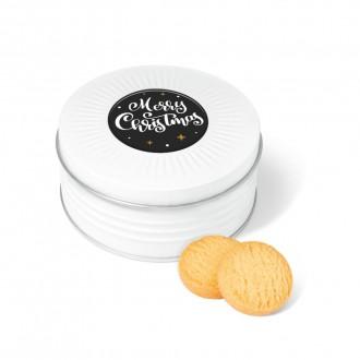 Sunray Treat Tin - Mini Shortbread Biscuits