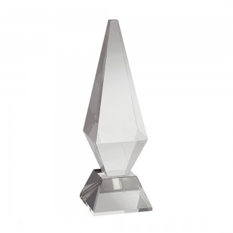 Chunky Crystal Diamond Award