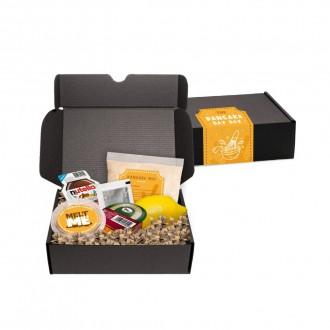 Midi Black Gift Box - Pancake Day Edition