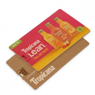 Eco USB Card - Corn Starch