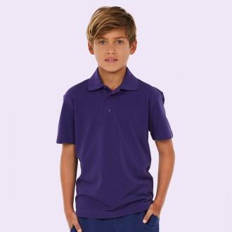 Uneek Childrens Pique Poloshirt UC103