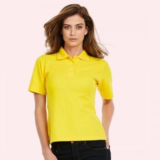 Uneek Ladies Pique Poloshirt UC106