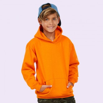 Uneek Childrens Hooded Sweatshirt UC503