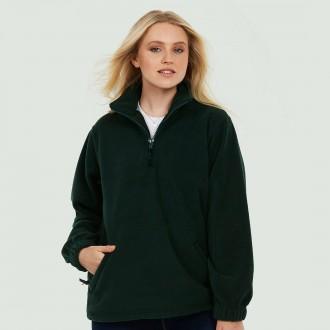 Uneek Premium 1/4 Zip Micro Fleece Jacket UC602