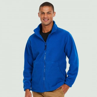 Uneek Classic Full Zip Micro Fleece Jacket UC604