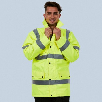 Uneek Road Safety Jacket UC803