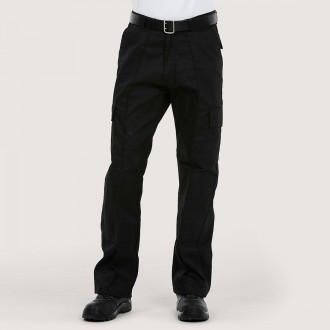 Uneek Cargo Trouser Regular with Knee Pads UC904R