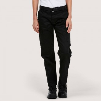 Uneek Ladies Cargo Trousers UC905