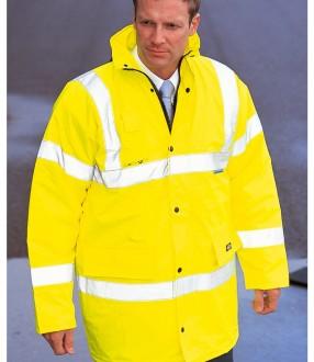 Dickies Hi-Vis Motorway Safety Jacket