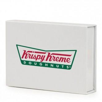 White Flip Box