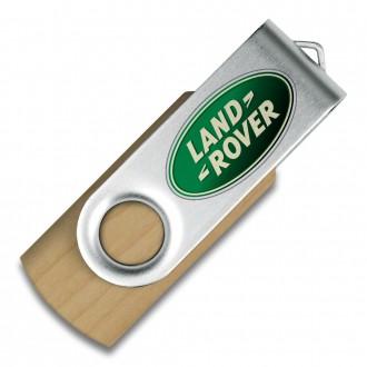 Wooden Twister USB Stick