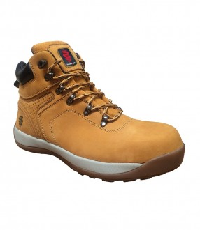 Warrior Nubuck Hiker Boots