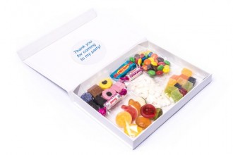Branded Letter Box Sweets