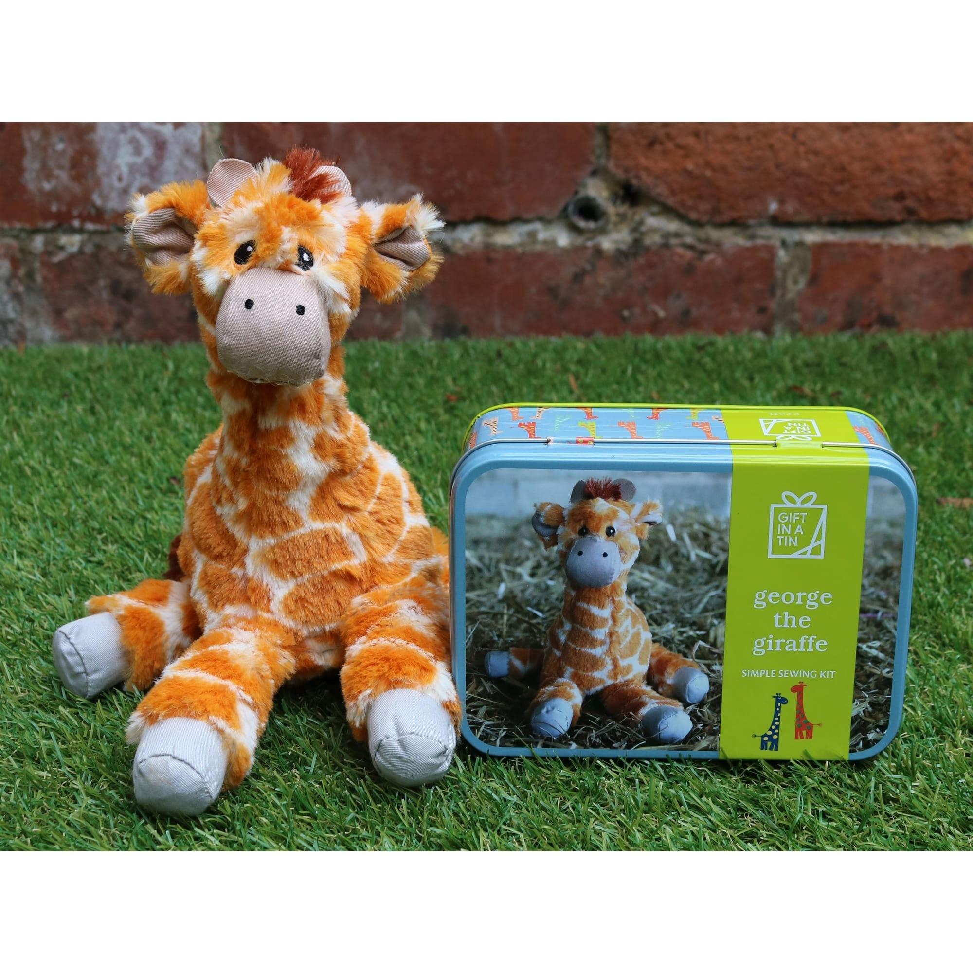 George The Giraffe