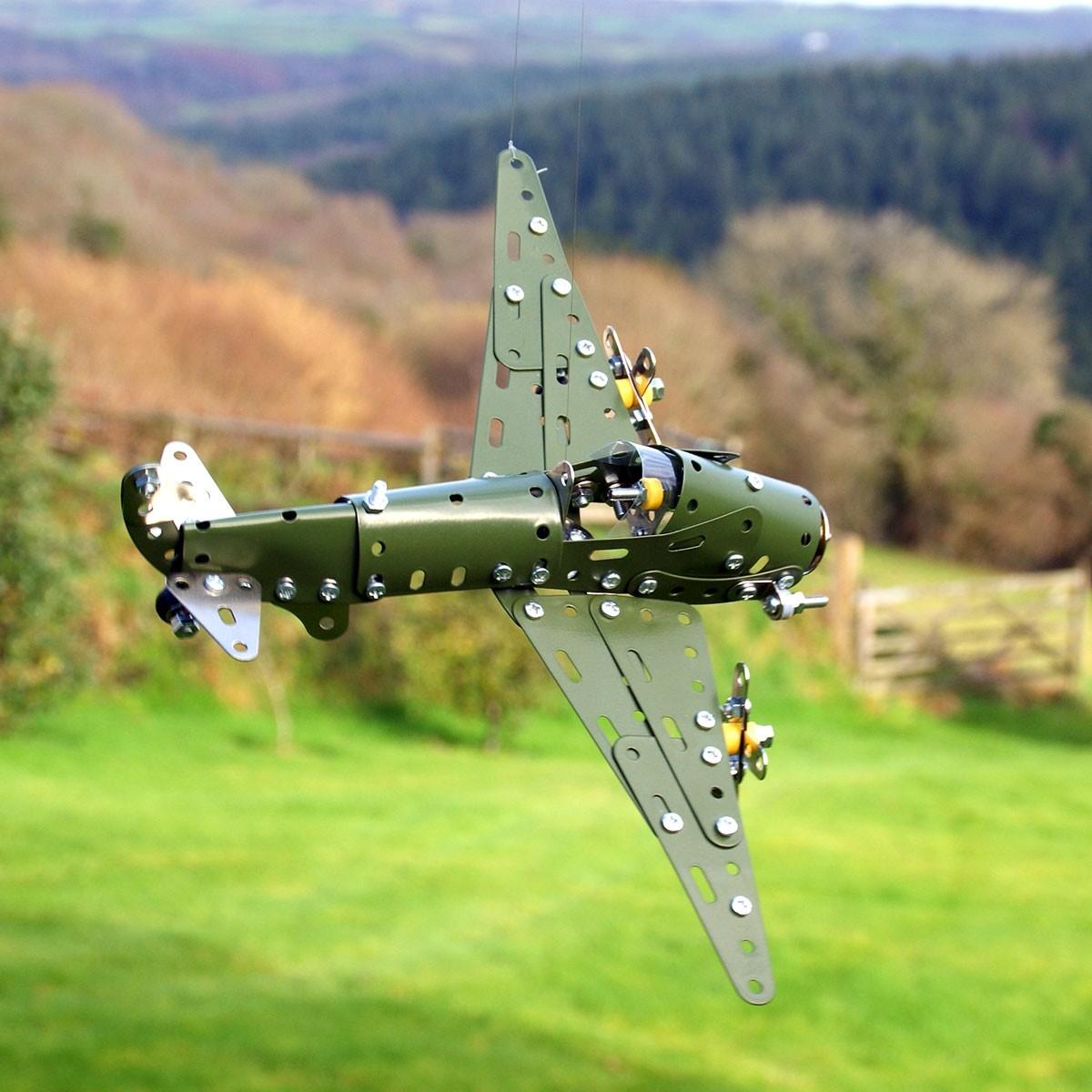 Fighter Plane Construction Kit