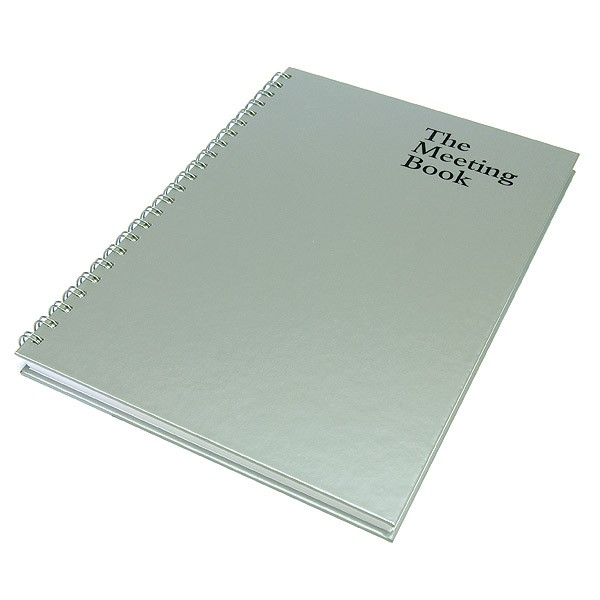The A4 Meeting Book