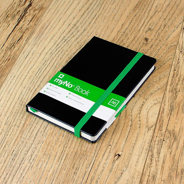 myNo Book Leathertex A6
