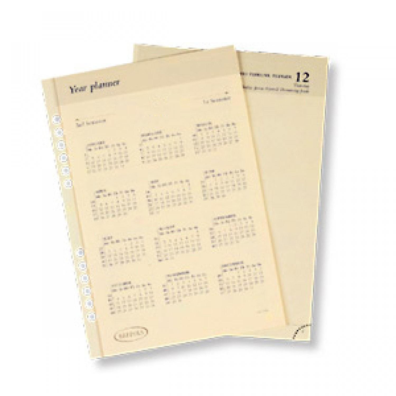 Brefax 1 Diary Refill 2022