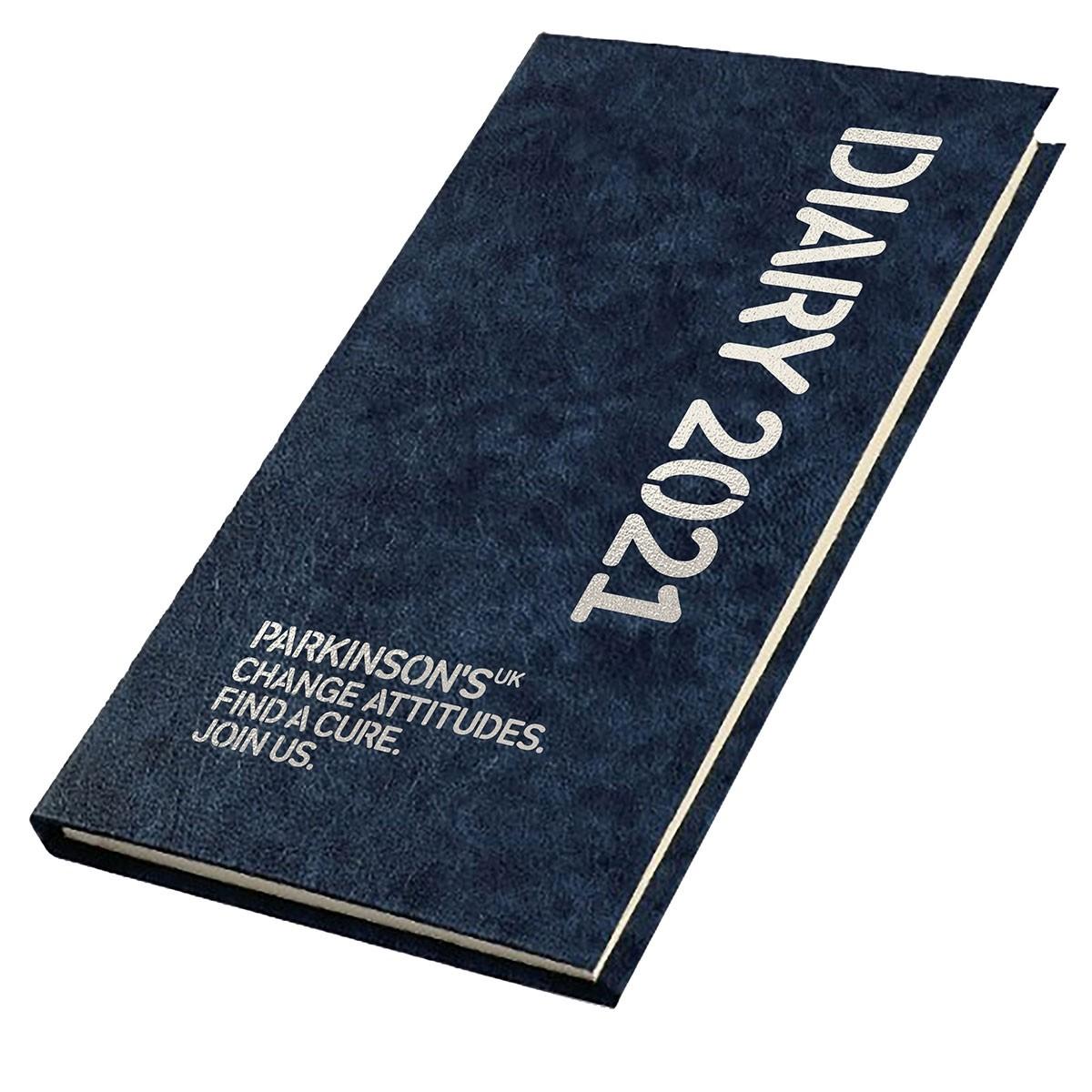 2021 Parkinson's UK Pocket Diary