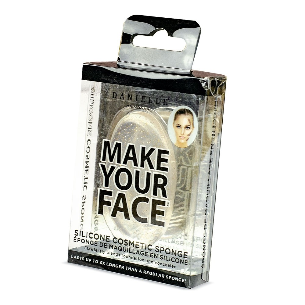Make Your Face Silicone Sponge