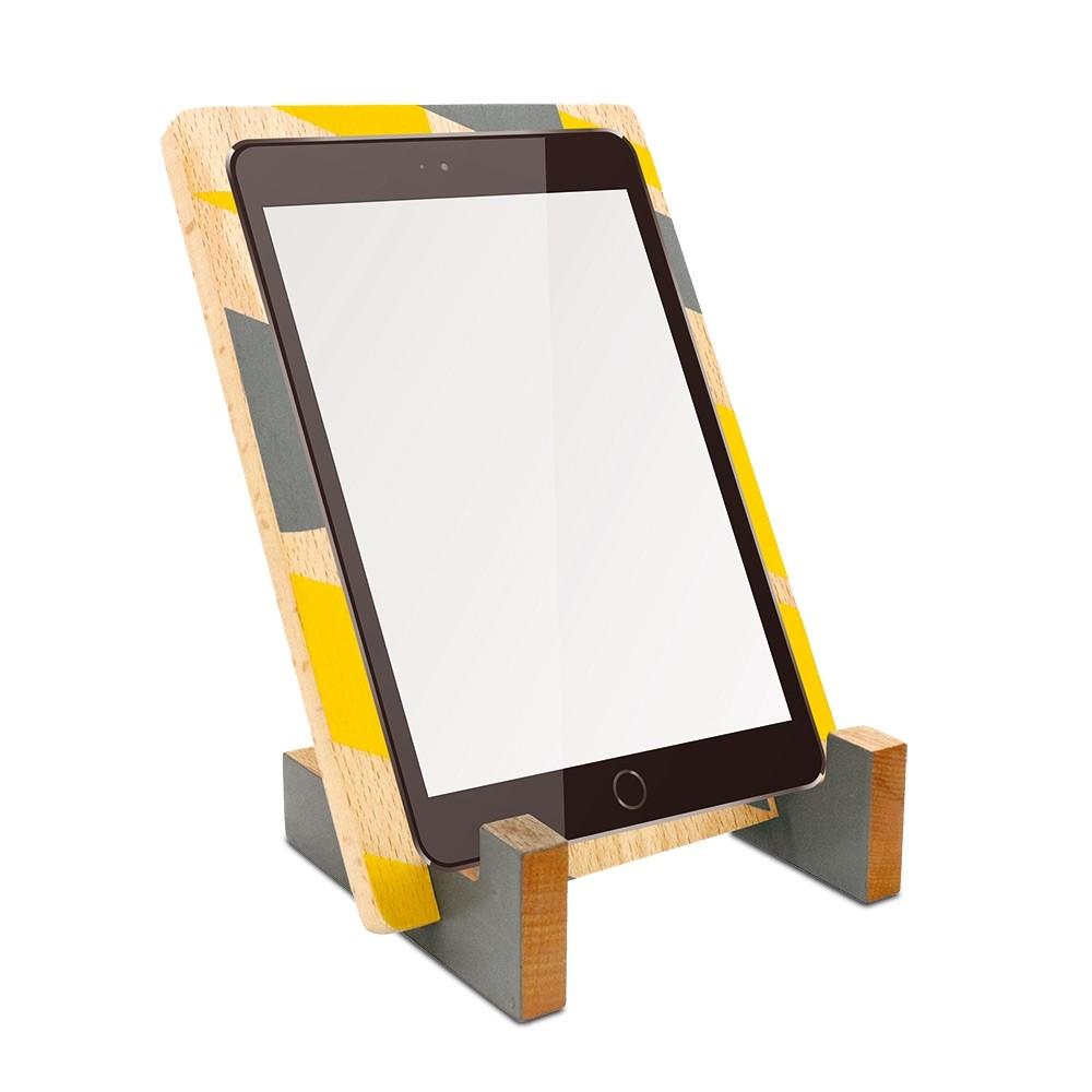 Wooden Tablet Holder - Mini Moderns - Portico Designs