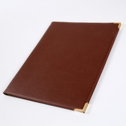 Oxford Leather Desk Diary Cover