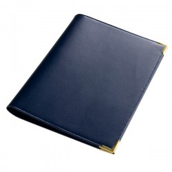 Oxford Leather A5 Compact Desk Diary Cover