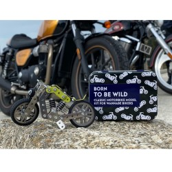 Born to be Wild - Gift In a Tin