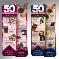 '50 Best' Bookmarks