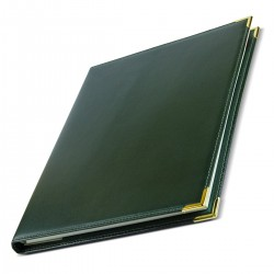 SPECIAL OFFER - Real Leather Desk Diary Set
