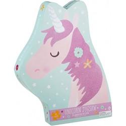 Puzzle 40 Piece Fairy Unicorn (damaged box)