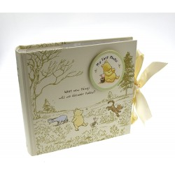 Disney Classic Pooh My First Photos Baby Album - Winnie the Pooh (damaged box)