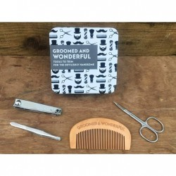 Groomed & Wonderful Gift in a Tin
