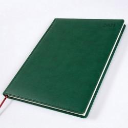 2021 Brandhide Desk Diary - Bookbound - Ambassador - Quarto - Week to View