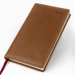 2021 Brandhide Pocket Diary - Bookbound - Senator - Week to View