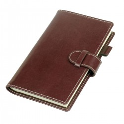 Grande Diary Set with Burgundy Cover and a 2021 Senator Insert